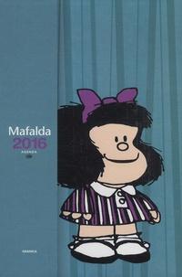 Quino - Agenda Mafalda 2016.