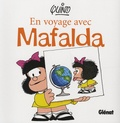 Quino - En voyage avec Mafalda - Exposition et atelier pédagogique.