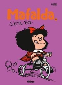 Quino - Mafalda Tome 11 : Mafalda s'en va.