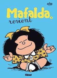 Quino - Mafalda Tome 3 : Mafalda revient.