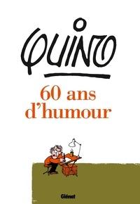 Quino - Quino, 60 ans d'humour.