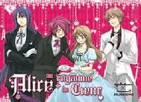 QuinRose et Soumei Hoshino - Alice au royaume de Coeur Tome 5 : .