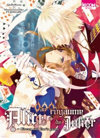 QuinRose et Mamenosuke Fujimaru - Alice au royaume de Joker Tome 2 : .