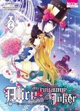 QuinRose et Mamenosuke Fujimaru - Alice au royaume de Joker Tome 7 : .