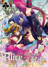 QuinRose et Mamenosuke Fujimaru - Alice au royaume de Trèfle Tome 1 : .