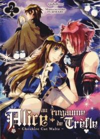 QuinRose et Mamenosuke Fujimaru - Alice au royaume de Trèfle Tome 2 : .