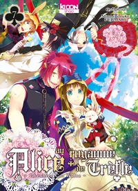 QuinRose et Mamenosuke Fujimaru - Alice au royaume de Trèfle Tome 7 : .
