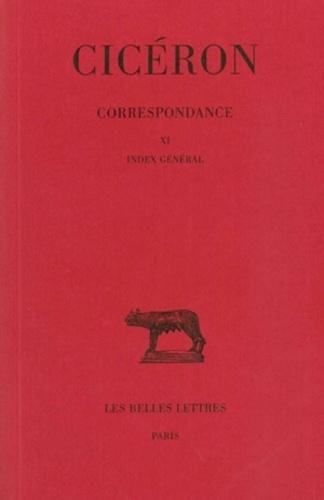 Quintus Ciceron - Correspondance / Cicéron Tome 11 : Correspondance.