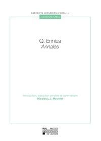 Quintus Ennius et Nicolas L.J. Meunier - Q. Ennius Annales.