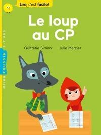 Quitterie Simon - Le loup au CP.