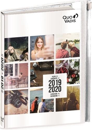 QUO VADIS - Agenda scolaire My agenda 2019-2020- 12x17cm