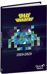 QUO VADIS - Agenda scolaire Space Invaders 2019-2020