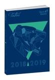 QUO VADIS - Agenda scolaire Tattoo 2018-2019
