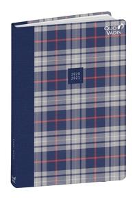 QUO VADIS - Agenda Scottish blue 2020-2021