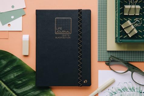 Life Journal Black Edition