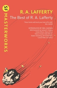 R. A. Lafferty - The Best of R. A. Lafferty.