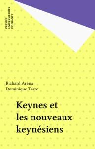 R Arena - Keynes et les nouveaux keynésiens.