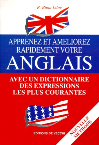 R Bima Lilov - Apprenez et améliorez rapidement votre anglais.