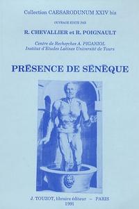 R Chevallier et Rémy Poignault - Présence de Sénèque.
