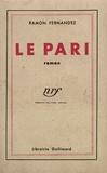 R Fernandez - Le Pari.