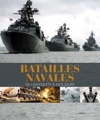 R-G Grant - Batailles navales - De l'antiquité à nos jours.