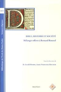 Bible, histoire et société - Mélanges offerts à Bernard Roussel.pdf