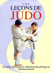 R Ghetti - Leçons de judo.