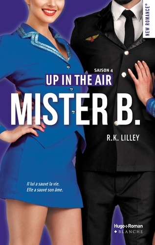Up in the air Tome 4 Mister B.