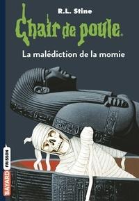 R. L. Stine - Chair de poule  : La malédiction de la momie.