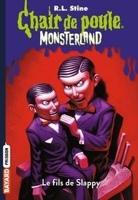 Histoiresdenlire.be Chair de poule Monsterland Tome 2 Image