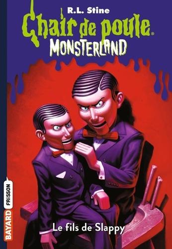 Chair De Poule Monsterland Tome 2 Poche
