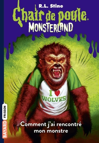 Chair De Poule Monsterland Tome 3 Poche