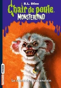 Chair de poule Monsterland Tome 4 - R. L. Stine pdf epub