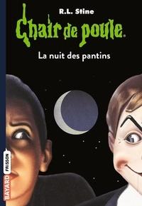R. L. Stine - Chair de poule Tome 2 : La nuit des pantins.
