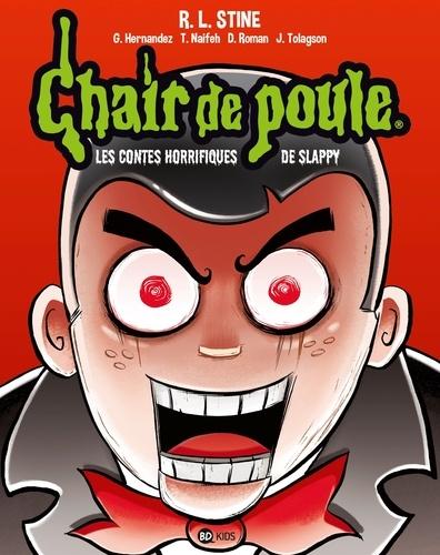 Chair De Poule Les Contes Horrifiques De Slappy Album