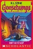R. L. Stine - Don't Go to Sleep (Goosebumps #54).
