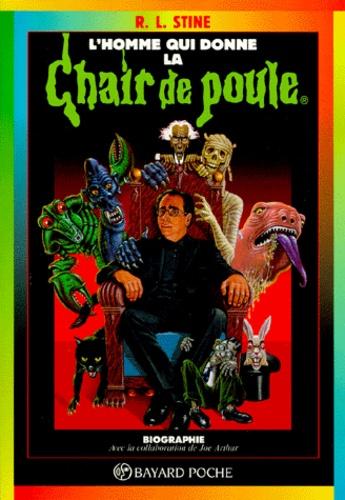 L Homme Qui Donne La Chair De Poule Biographie Poche