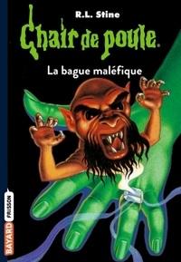 R. L. Stine - La bague maléfique.