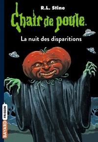R. L. Stine et Bertrand Ferrier - La nuit des disparitions.