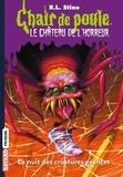 R. L. Stine - Le château de l'horreur Tome 2 : La nuit des créatures géantes.