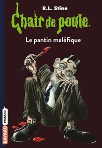 R. L. Stine - Le pantin maléfique.