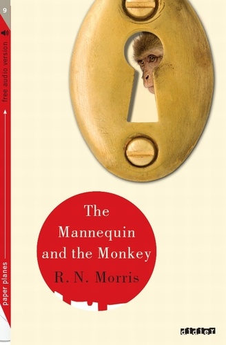 The mannequin and the monkey. A silas quinn mistery