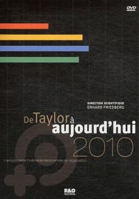 Erhard Friedberg - L'encyclopédie multimédia des sciences de l'organisation - De Taylor à aujourd'hui 2010. 1 DVD