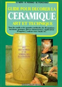 GUIDE POUR DECORER LA CERAMIQUE. Art et technique.pdf