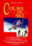 R Serafin et F d' Alessio - Cours de ski.
