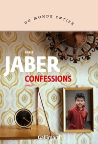 Rabee Jaber - Confessions.