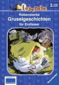 Rabenstarke Gruselgeschichten für Erstleser.