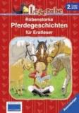 Rabenstarke Pferdegeschichten für Erstleser.