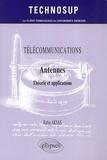 Rabia Aksas - Télécommunications - Antennes, théories et applications.