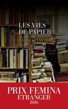 Rabih Alameddine - Les vies de papier.